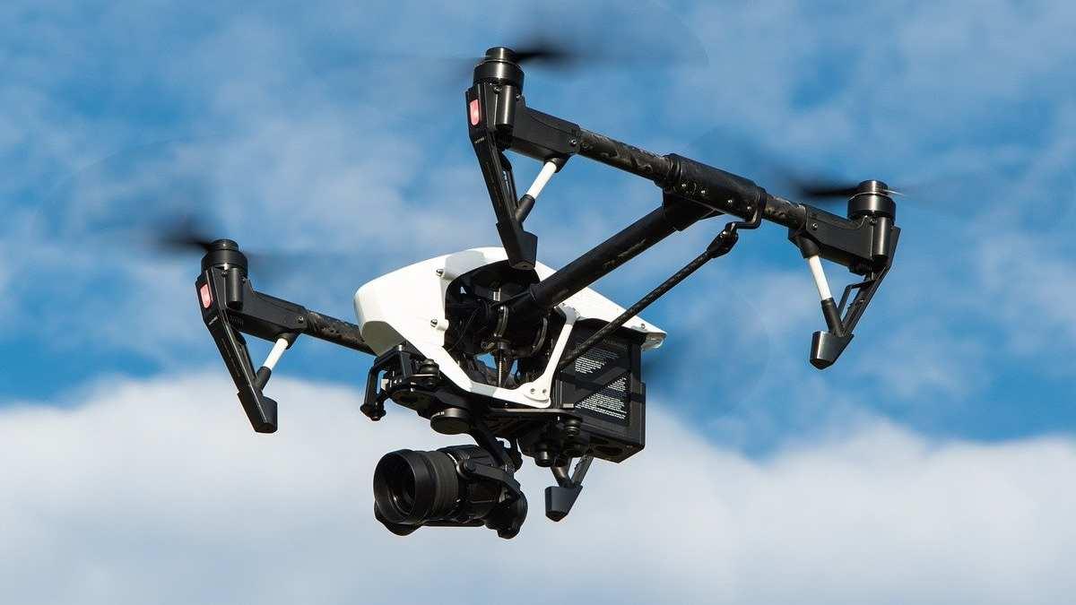 Qualcomm dron
