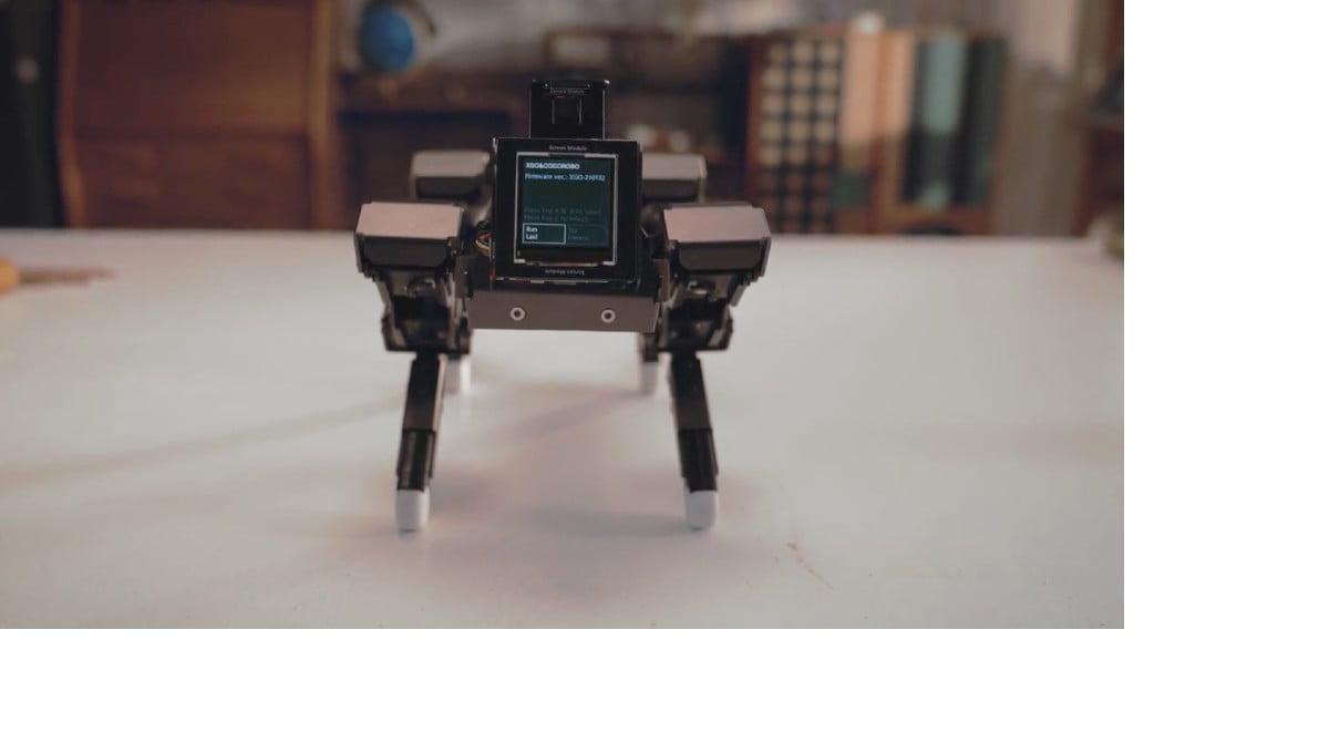 XGO-Mini perro robot