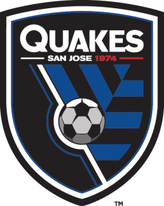 Image result for san jose earthquakes logo