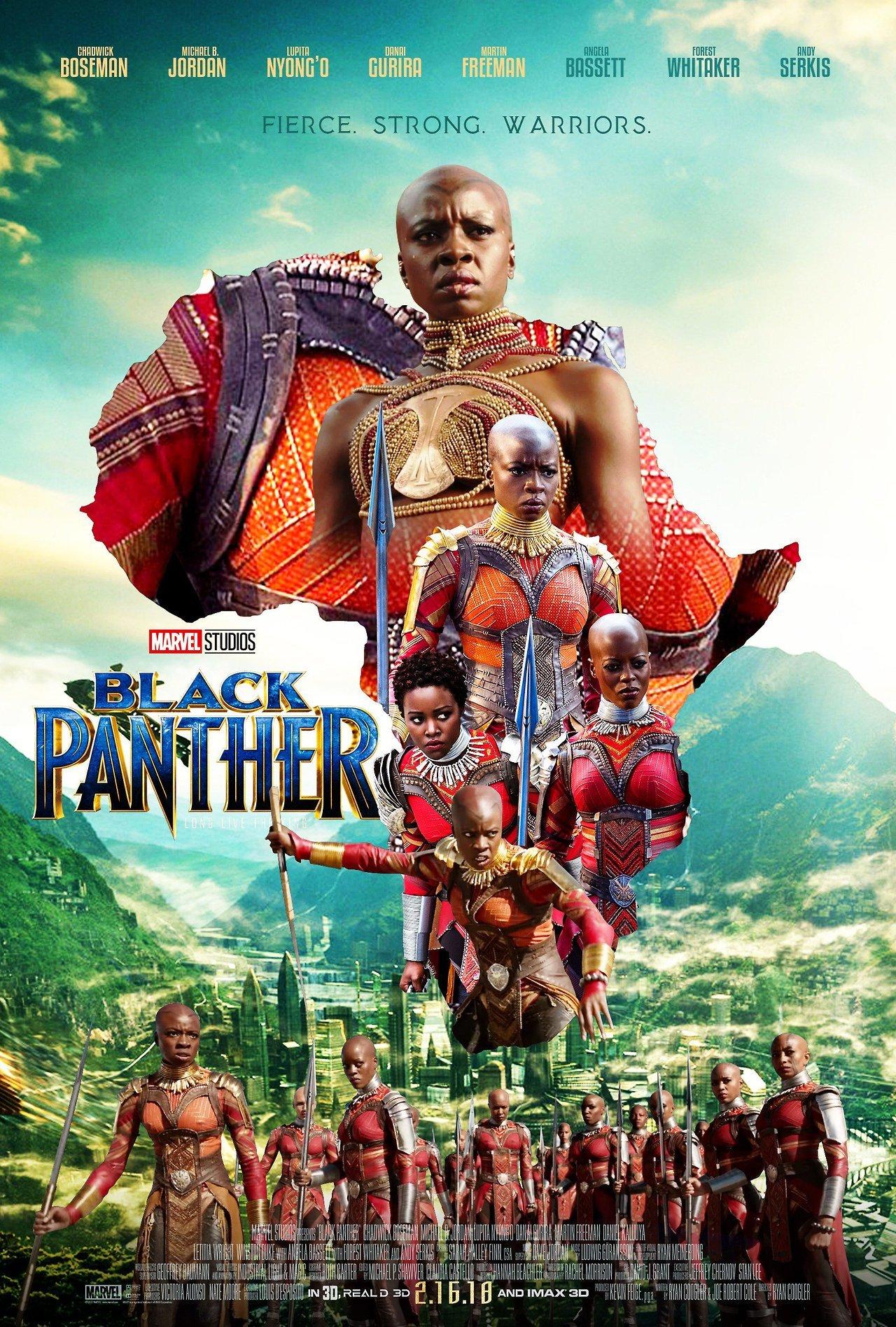 What Black Panther Wakanda Mean To Foluke Folukes African Skies