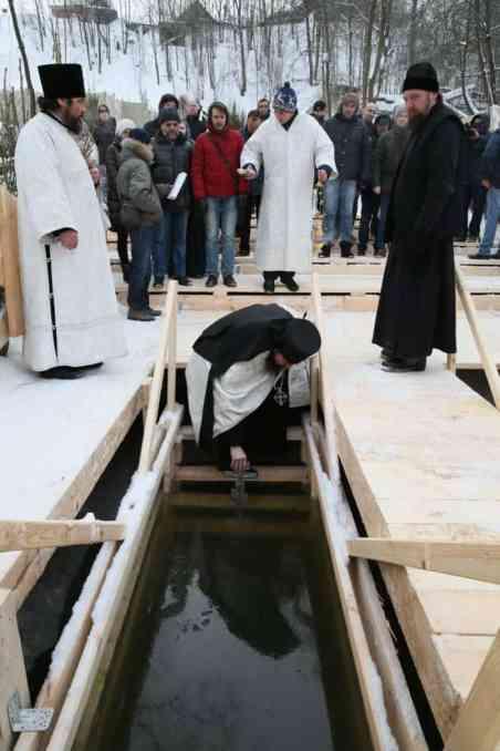 Крещенский Сочельник – время, когда надо быть в храме