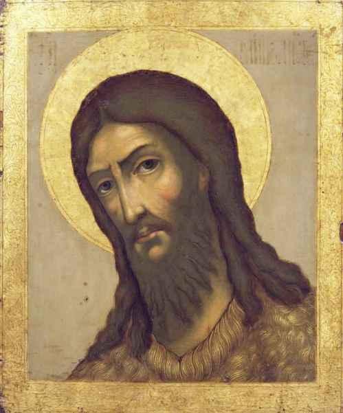 Зачем Христу был нужен Иоанн Предтеча?