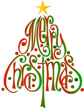 Clipart Christmas Tree.Merry Christmas Clipart Christmas Tree 16