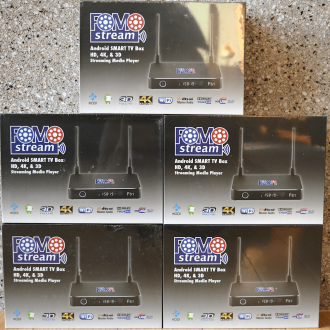 Fs1 Quad Core - Box of 5