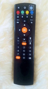 Wireless Air Mouse - Mini Keyboard - IR Learning Remote
