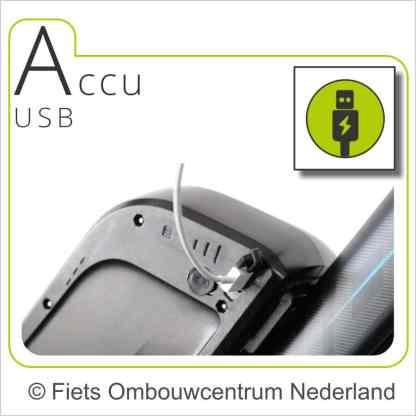 Ombouwset Middenmotor Bafang BBS accu 06