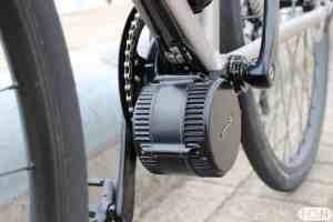 BMC Alpenchallenge met Bafang middenmotor ombouwset
