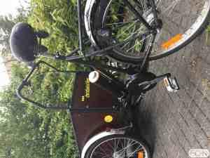 Christiania Rolstoelbakfiets Pendix eDrive Middenmotor FONebike Arnhem 0107