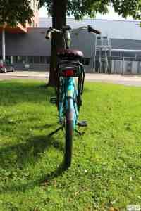 Gazelle Grace met Bafang Voorwielmotor ombouwset FON Arnhem