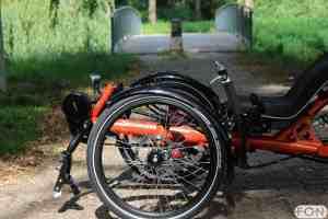 Scorpion FX trike met Bafang middenmotor ombouwset FON Arnhem