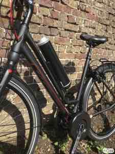 Koga 3.5 Lady ombouwen tot elektrische fiets FON Arnhem