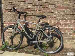 Koga 3.5 Gents ombouwen tot elektrische fiets FON Arnhem