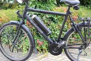 Santos Travelmaster ombouwen tot elektrische fiets met Pendix eDrive FON Anrhem