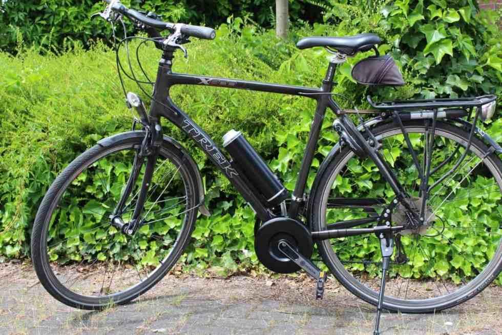 Trek elektrisch maken met Pendix eDrive Middenmotor FONebike Arnhem4351