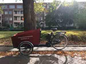 Bakfiets.nl Cargo Trike ombouwen tot ebike met Pendix eDrive 0344