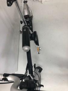Brompton met elektrische ombouwset Pendix eDrive300 FON