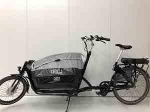 Gazelle Cabby met Bafang middenmotor ombouwset FON Arnhem