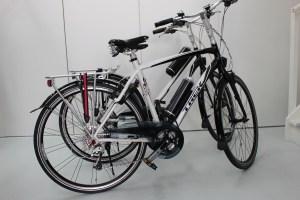 Trek T500 ombouwen tot elektrische fiets met ombouwset FON Arnhem4825