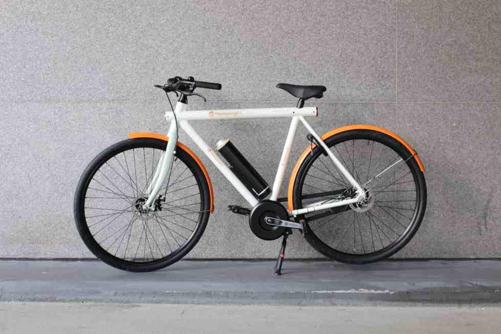Thuisbezorgd.nl kiest e-bikes met Pendix eDrive Middenmotor Fiets Ombouwcentrum Nederland 5040