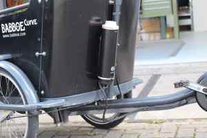 Babboe Curve elektrisch maken met Pendix eDrive Middenmotor FON Arnhem 4973