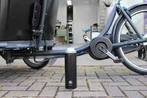 Babboe Curve elektrisch maken met Pendix eDrive Middenmotor FON Arnhem 4978