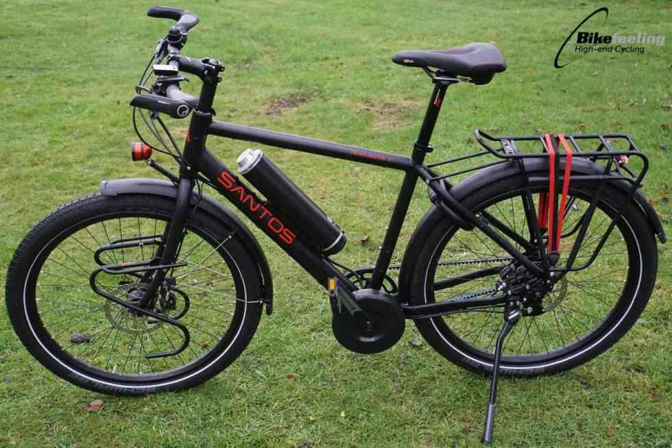 Santos Travel Master 3 ombouwen naar Electrische fiets met Pendix bij Bikefeeling 02