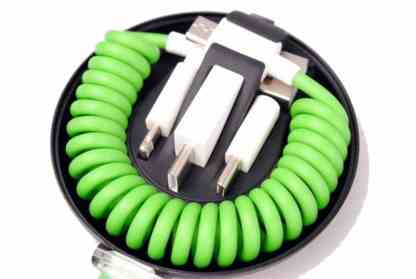USB laadkabelset universeelm Pendix 02