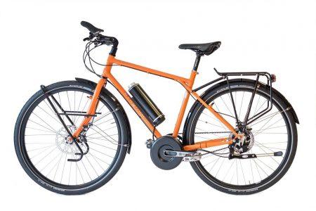 Avaghon Bike4Travel elektrisch maken met Pendix eDrive Middenmotor FON Arnhem 152