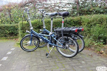 Dahon Vouwfiets Bafang Voorwielmotor FONebike Arnhem 2475