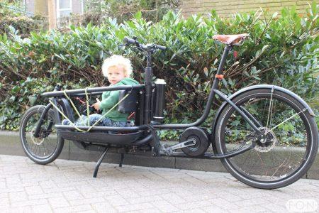 Douze Cycles Urban Bakfiets Pendix eDrive Middenmotor FONebike Arnhem 4116