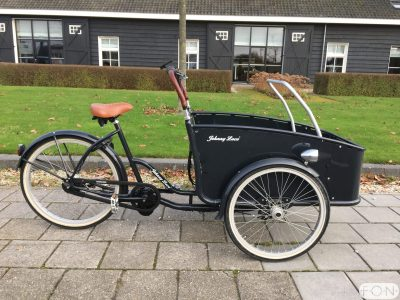Johnny Loco elektrisch maken met ombouwset elektrische fiets FON Arnhem0430