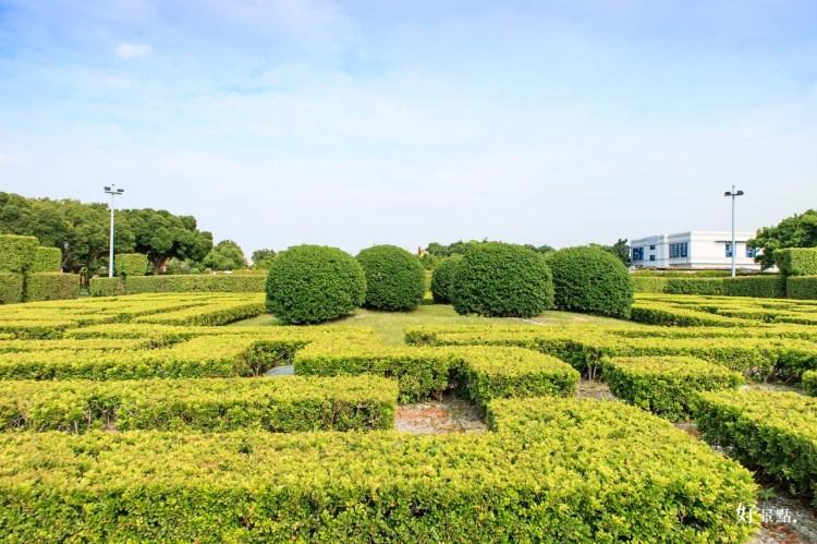 |台北。中山|花博新生公園-迷宮、玻璃金字塔、彩色水管拍到手軟的超美景點