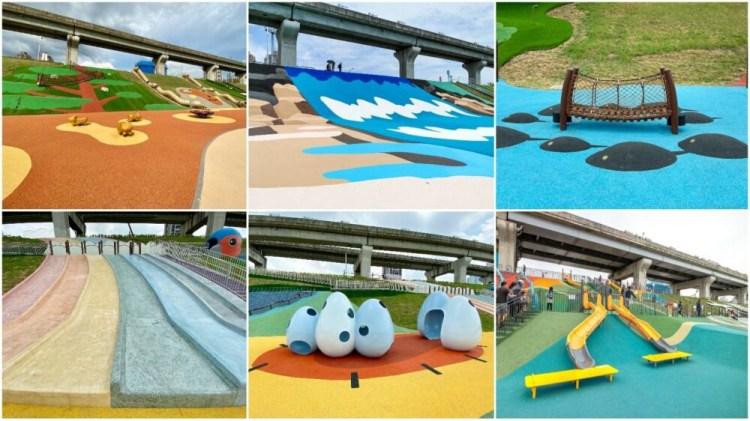 新北大都會公園「熊猴森樂園」全台最大共融特色遊戲場