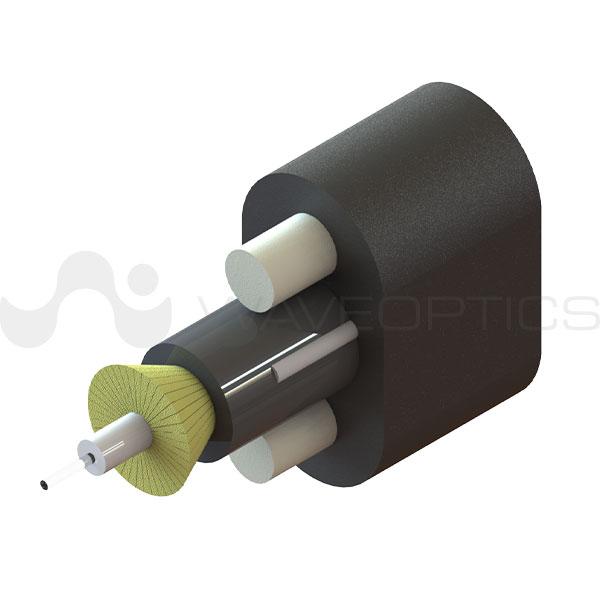 Flat Drop Indoor Outdoor Simplex Cable