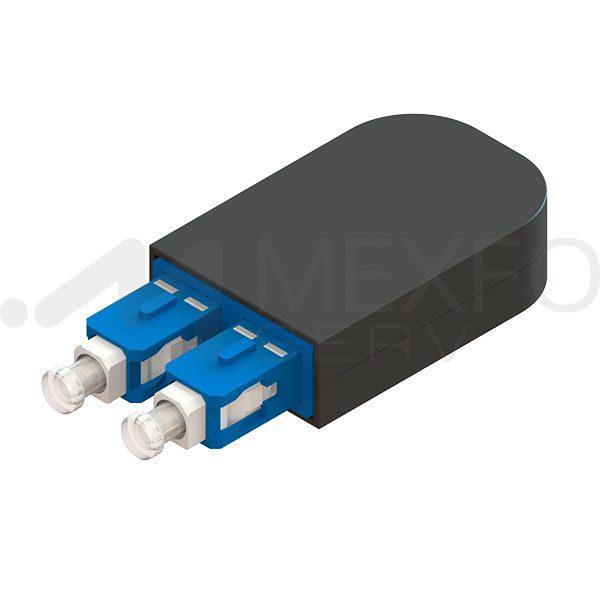 Fiber Optic Loopback-FLBE-30-SCU-A