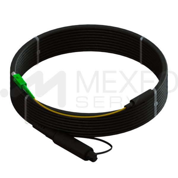 Hardened Drop Fiber Optic Jumper