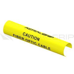 Wrap Around Fiber Optic Cable Marker