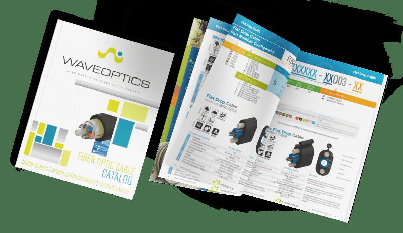 Waveoptics Open Fiber Optic Cable Catalog
