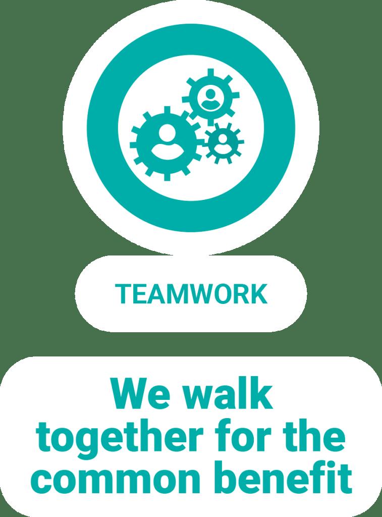 FONCS Values-Teamwork