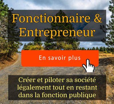 Formation Fonctionnaire et Entrepreneur