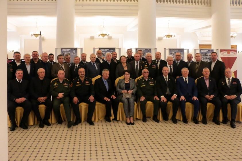 71 годовщина генерала А.Романова
