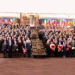 Торжественный прием военнослужащих и сотрудников Росгвардии в Музее Победы