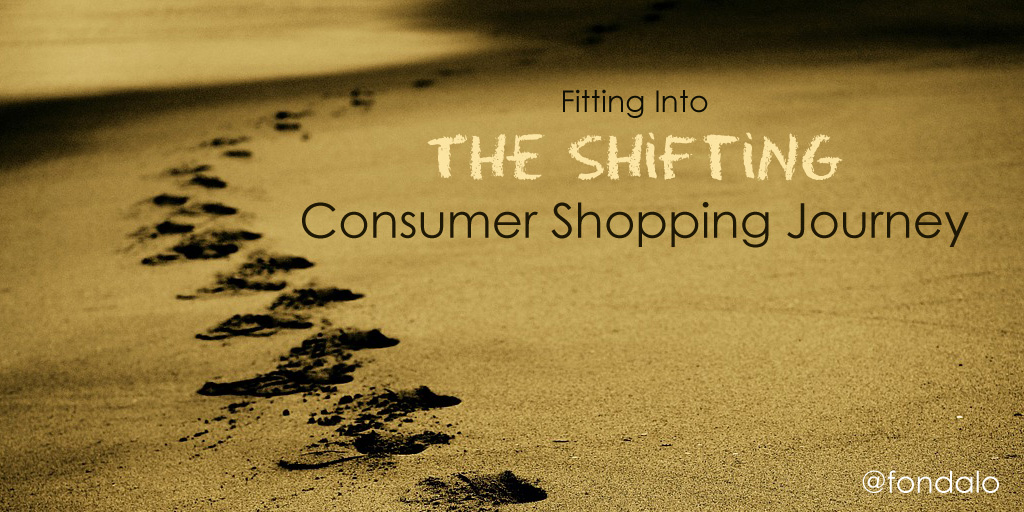 Fitting Into The Shifting Consumer Shopping Journey