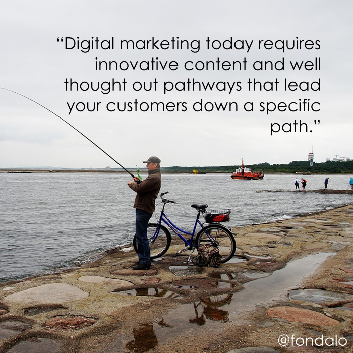 Digital marketing requires innovative content and...
