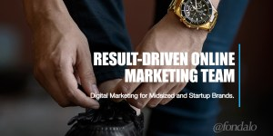 Online Marketing Team That Is Result-Driven