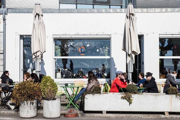 Café Littéraire, Vevey