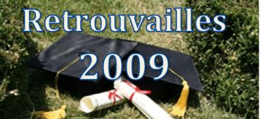 Retrouvailles de la cohorte 2009 (21 septembre 2019)