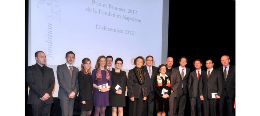 research grants fondation napoleon