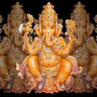 Do you know the significance of Ganesha's trunk facing left or right and placing him at your main entrance of your home