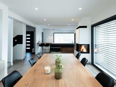 Foyer ULYS 700 d'angle, installation réalisée par FONDIS EXPO